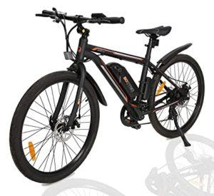 "Kemanner 26"" Electric bike"