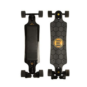 Evolve Skateboards - Bamboo GTX Street Electric Longboard Skateboard