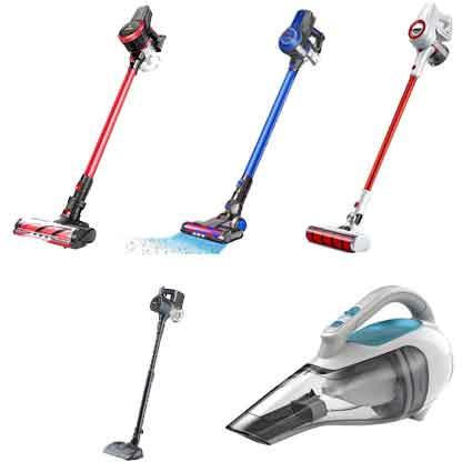 best cordless vacuums 2022