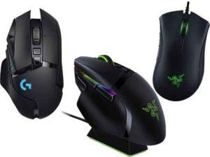 best gaming mice 2021