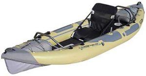 2021 StraitEdge Angler PRO Inflatable Kayak